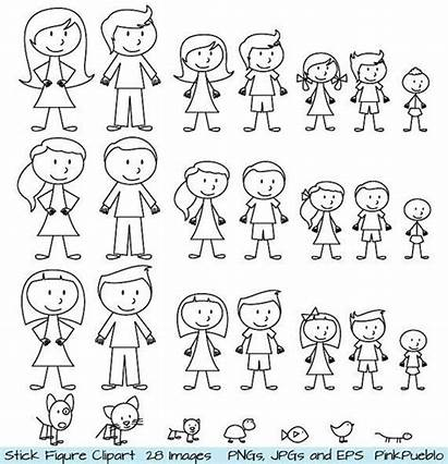 Stick Figure Clip Drawing Bing Figures Clipart