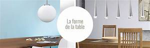 Plafonnier Salle à Manger : quel luminaire et quel clairage pour le coin repas ou la salle manger keria luminaires ~ Teatrodelosmanantiales.com Idées de Décoration