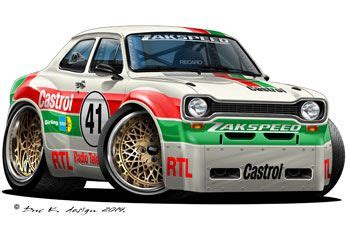 gallery category ford cartoon cars car drawings