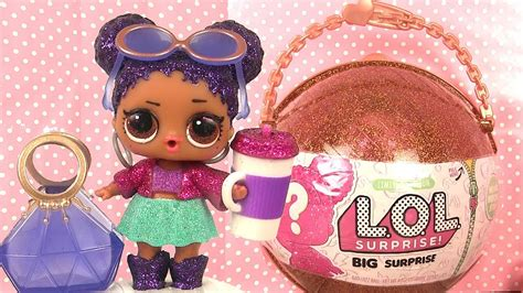 poupees lol grande boule mega surprise dolls big surprise