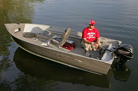 Lund Small Fishing Boats by 2016 New Lund 1400 Fury Tiller Freshwater Fishing Boat For