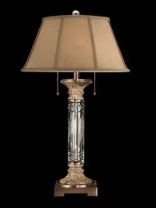 Dale Tiffany GT60627 Sierra Traditional Crystal Table Lamp ...