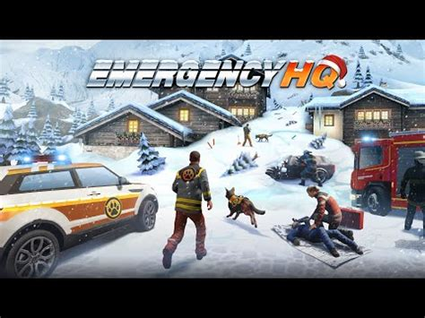 emergency hq free rescue strategy game 90, EMERGENCY HQ - Roof Avalanches!, ‎EMERGENCY HQ on the App Store - itunes.apple.com.