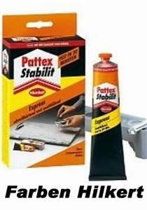 Pattex 100 Kleber : pattex stabilit express 80g pse 6 2 komp epoxikleber 21 88 pro 100g ebay ~ Orissabook.com Haus und Dekorationen