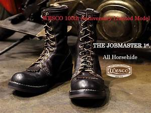 WESCO 100th Anniversary Limited Model ALL HORSEHIDE