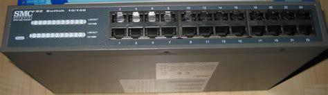 foto de V Netzwerkswitche 10/100 & Eumex 401 Mikrocontroller net