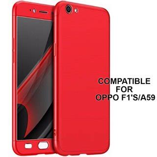 Ipaky 360 Oppo F1s A59 buy brand fuson 360 degree protection front back