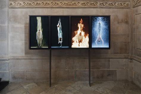bill viola projects martyrs  st pauls cathedral
