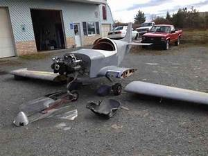 Rand Robinson   Aircraft Fuselage Is Complete And On