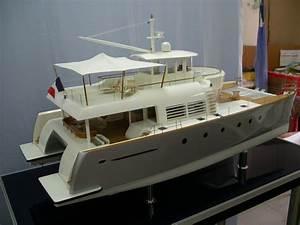 Noah 70 Alu Marine Catamaran Scale Models Model Mm Ruse