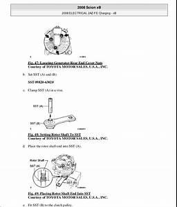 Service Manual 2009 Scion Xb