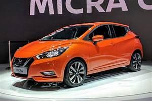 Nissan Micra 2016 : paris motor show 2016 nissan launches new micra ~ Melissatoandfro.com Idées de Décoration