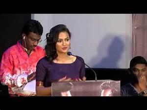 Shraddha Srinath Cute Speech At Vikram Vedha Press Meet ...