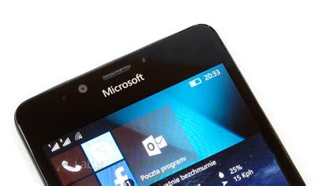 microsoft lumia 950 test najnowszego flagowca z systemem windows 10 mobile