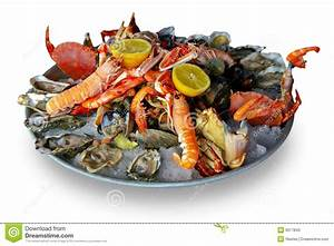Seafood platter stock photo. Image of delicious, crab ...