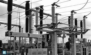 A Typical Layout Of A Generating  Transmission And