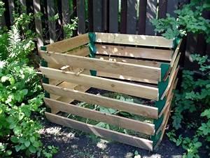 Aus Welchem Holz Werden Bögen Gebaut : 50 ideen zum thema komposter selber bauen ~ Lizthompson.info Haus und Dekorationen