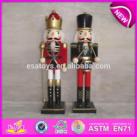 hot new product wooden soldier nutcracker cheap wooden toy