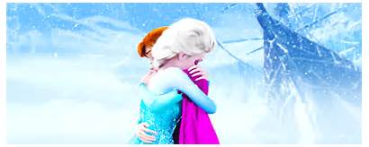 Elsa Anna Hugging Frozen Fanpop