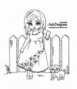 Coloring Pages Picket Deviantart Jadedragonne Fences Fence Lineart Printable Adult Jade Sheets Dragonne Adults Blank Books Getcolorings Stamps Cartoon Please sketch template