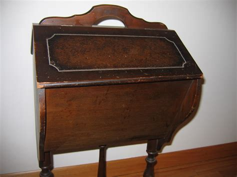 wooden sewing cabinet furniture vintage wooden sewing hutch cabinet box stand item 1048