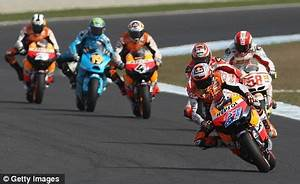 Casey Stoner wins MotoGP title | Daily Mail Online