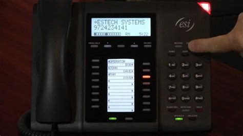 ESI How-To: Transferring Calls -- Official Site - YouTube
