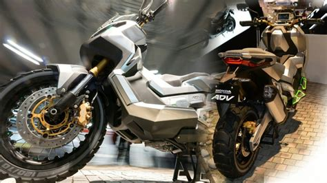Honda X-adv Adventure Scooter Production Confirmed
