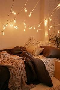 Ideen Mit Lichterketten : led lichterkette sorgt f r eine verlockende atmosph re 25 dekoideen f r innen und au en ~ Markanthonyermac.com Haus und Dekorationen