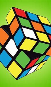 Rubik Cube Vector 67672 Vector Art at Vecteezy