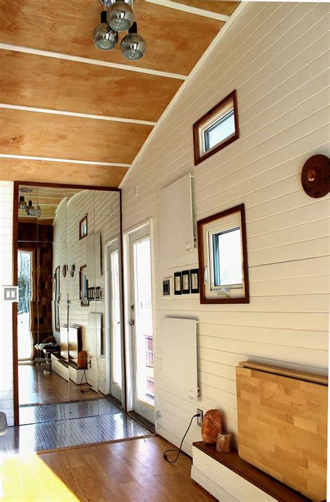 tiny house design  cold weather