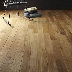 parquet massif chene doux huile s aero solid leroy merlin With parquet flottant massif chene