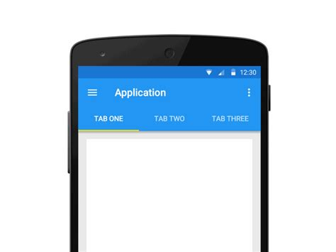how to tabs on android phone material design tabs component by arvid callas dribbble