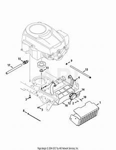 Mtd 13ax775h031  2008  Parts Diagram For Kohler Courage