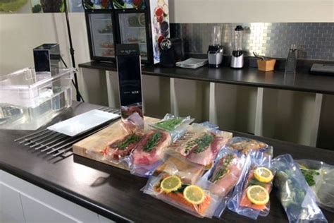Sous Vide Cooking Becoming A