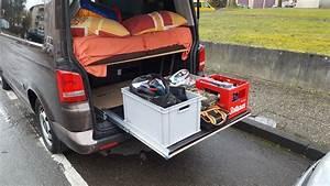 Camper Selber Ausbauen : vw t5 heckauszug travel smarter ~ Pilothousefishingboats.com Haus und Dekorationen
