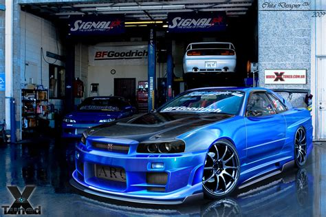 Nissan Skyline R34 Gt R Photos Reviews News Specs Buy Car