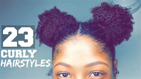 curly hairstyles youtube