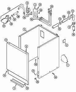 Maytag Lat9605aae Washer Parts