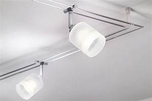 Lampen Seilsystem Ikea : schienensystem urail led halogen paulmann licht ~ Michelbontemps.com Haus und Dekorationen