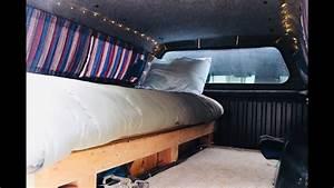 2016 Toyota Tacoma Truck Bed Camper Setup