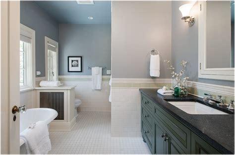 tile wainscoting bathroom robinson house decor