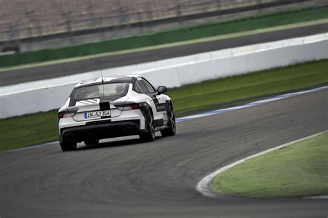 Official Audi Rs7 Piloted Driving Concept Gtspirit