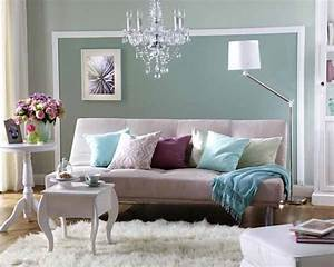 Wandgestaltung Büro Ideen : wunderbare wandgestaltung im wohnzimmer bg ~ Lizthompson.info Haus und Dekorationen