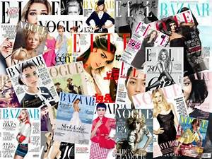 Fashion magazine - Genre and Representations