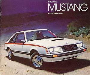 Timeline: 1980 Mustang - The Mustang Source