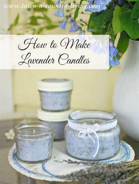 lavender candles diy crafts diy candles