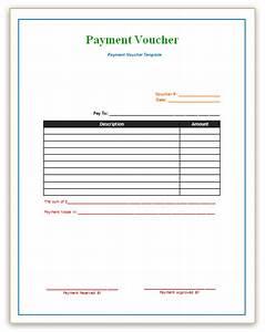 payment voucher template With voucher html template