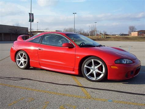 mitsubishi eclipse specs  modification info  cardomain