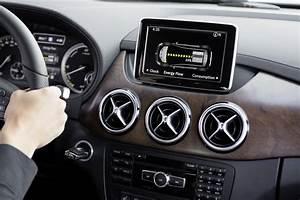 Mercedes Classe B Electrique : mercedes classe b 250e galerie photos ~ Medecine-chirurgie-esthetiques.com Avis de Voitures